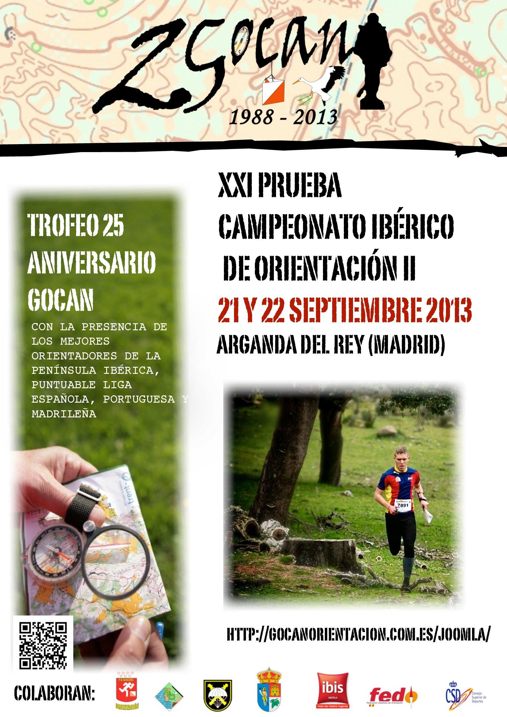 2013-XV ANIVERSARIO GOCAN-CAMPEONATO IBÉRICO