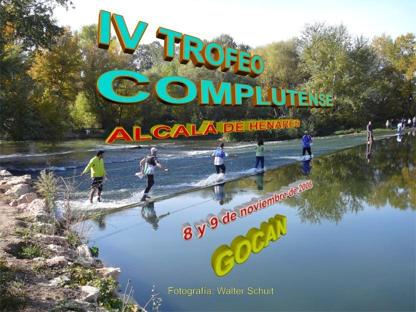2008- IV TROFEO COMPLUTENSE